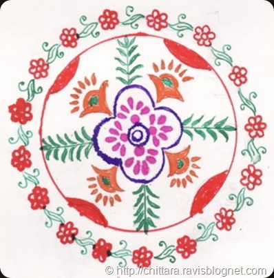 Hand Embroidery Border Designs Free